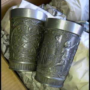Other - Pewter Germany cups